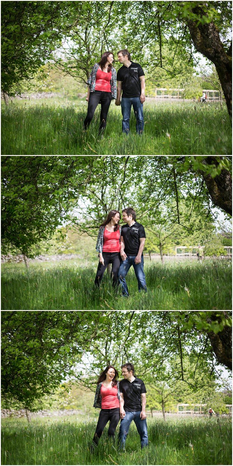 Pre Wedding photographer Cumbria | Sizergh Castle