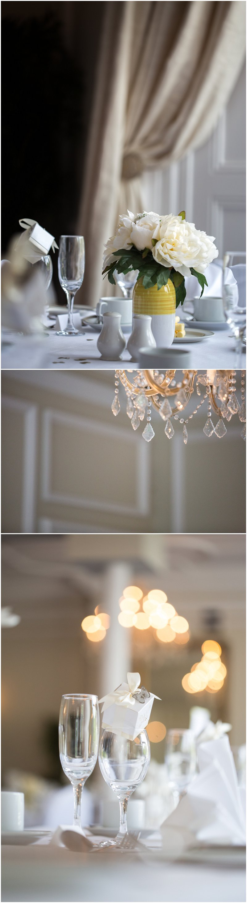 Beautiful Wedding Details at Ashfield House Wedding Photographer