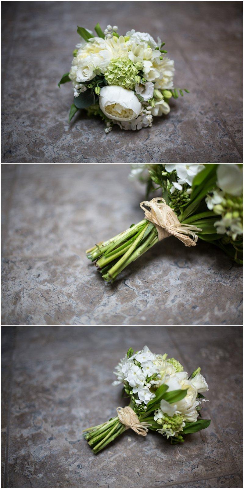 Wedding Vintage Bouquet | Linthwaite House Hotel Wedding Photography