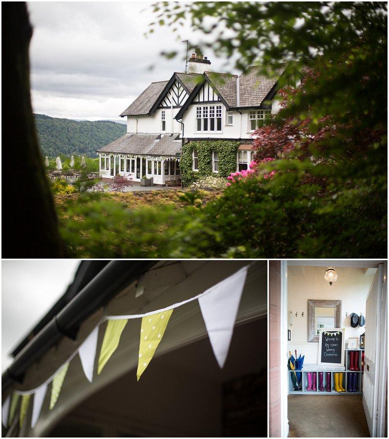 Linthwaite House Hotel Wedding Photography