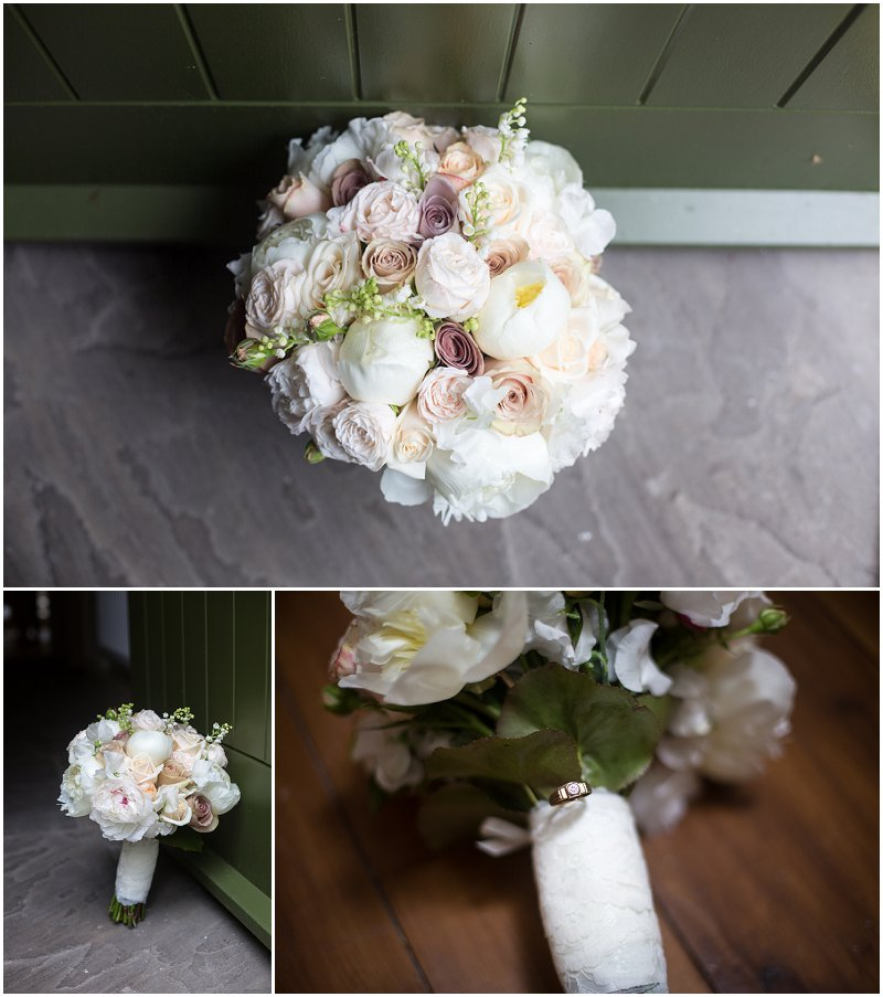 Bride Bouquet provided by Flower Design | Lancashire Wedding Photography