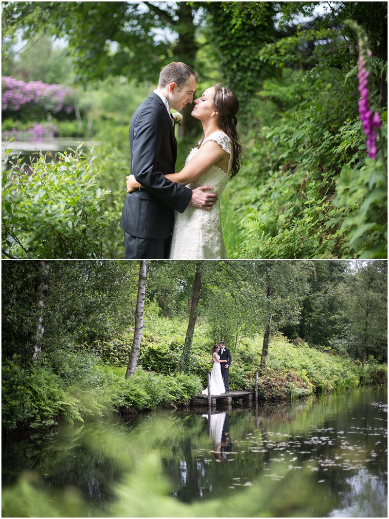 Beautiful Linthwaite Wedding Photography