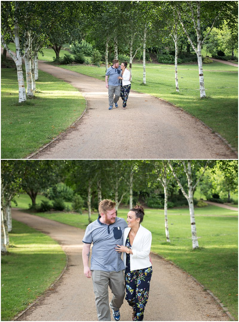 Avenham Park Pre Wedding Photographer