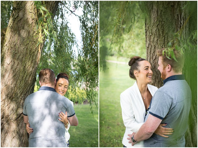 Beautiful Pre Wedding Shoot Avenham Park Preston Photographer