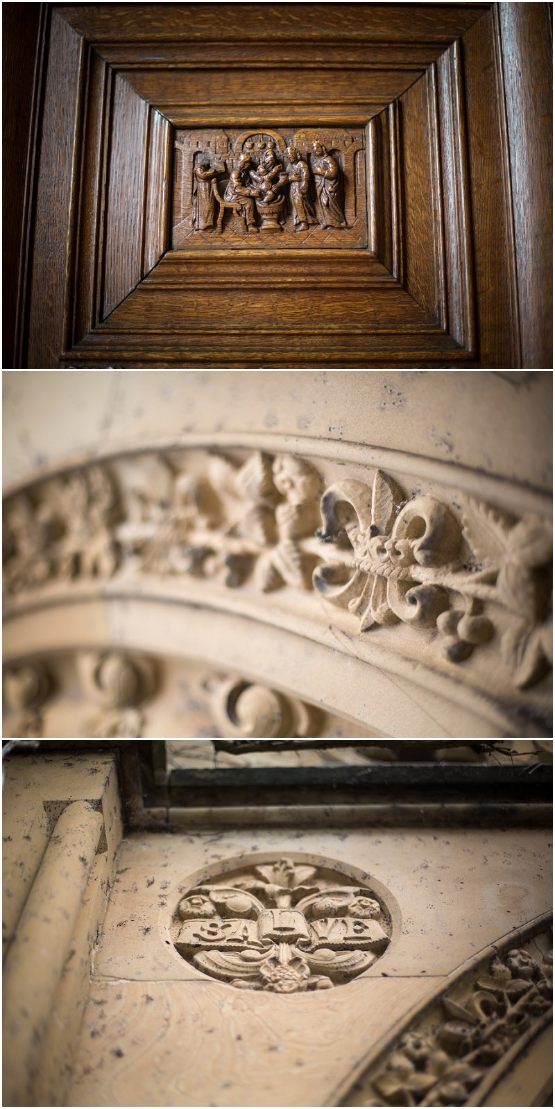 Beautiful Soughton Hall details
