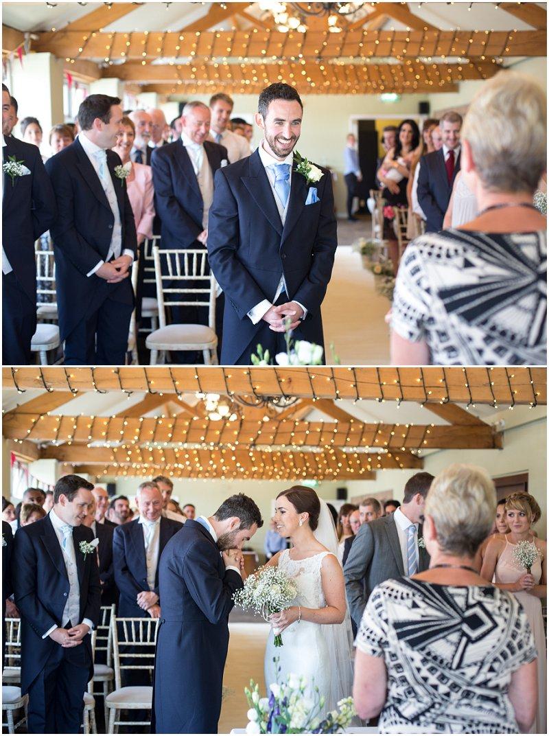 Wedding Ceremony Alma Inn Lancashire Wedding Photographer