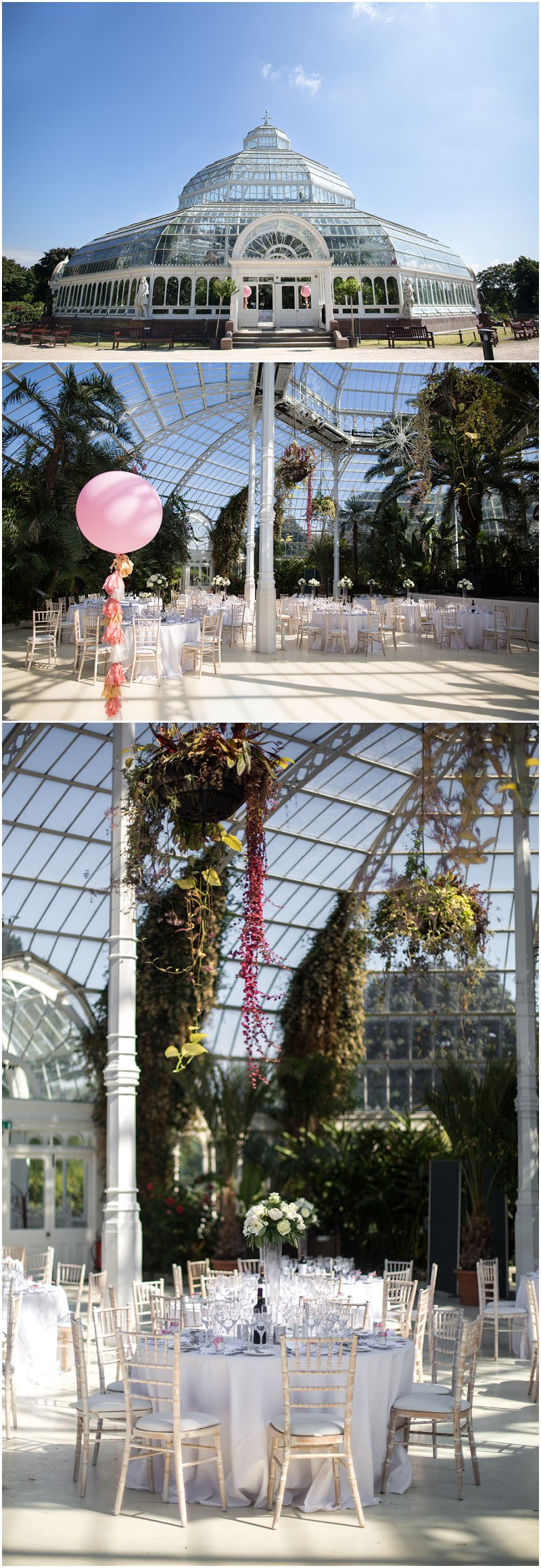 Sefton Park Palm House Wedding Photography