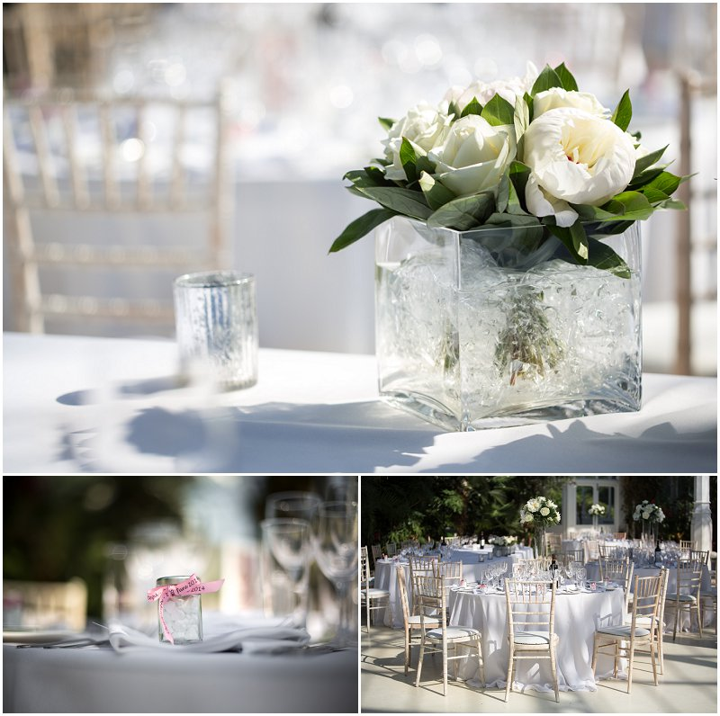 Beautiful Wedding Details at Sefton Palm House Liverpool