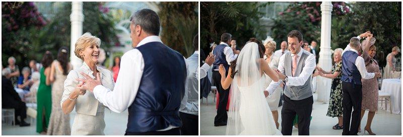 Beautiful Dancing at Palm House Liverpool Wedding