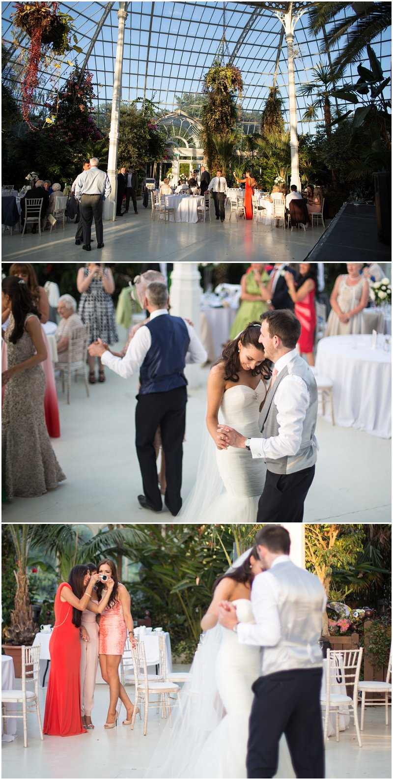 Stunning First Dance at Sefton Palm House Wedding Liverpool
