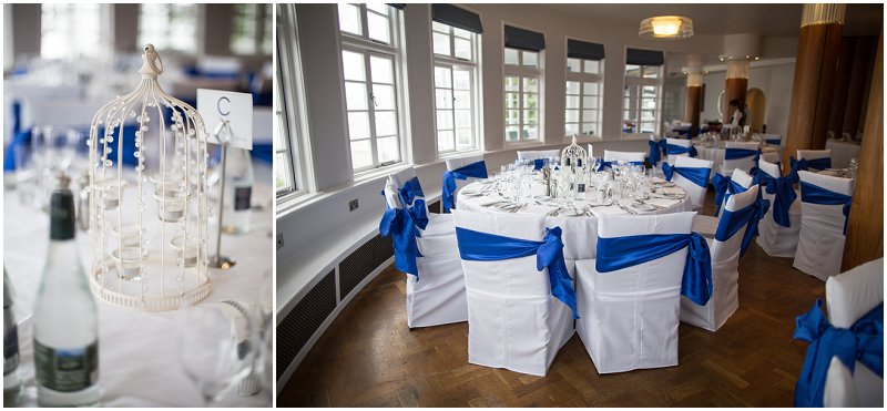 Room details at Portmeirion Wedding Wales