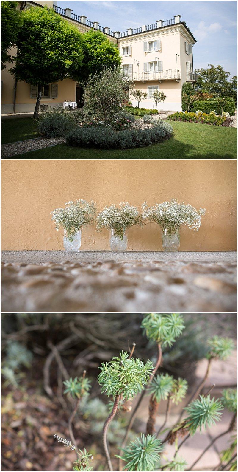 La Villa Piedmont Italy Wedding photographer