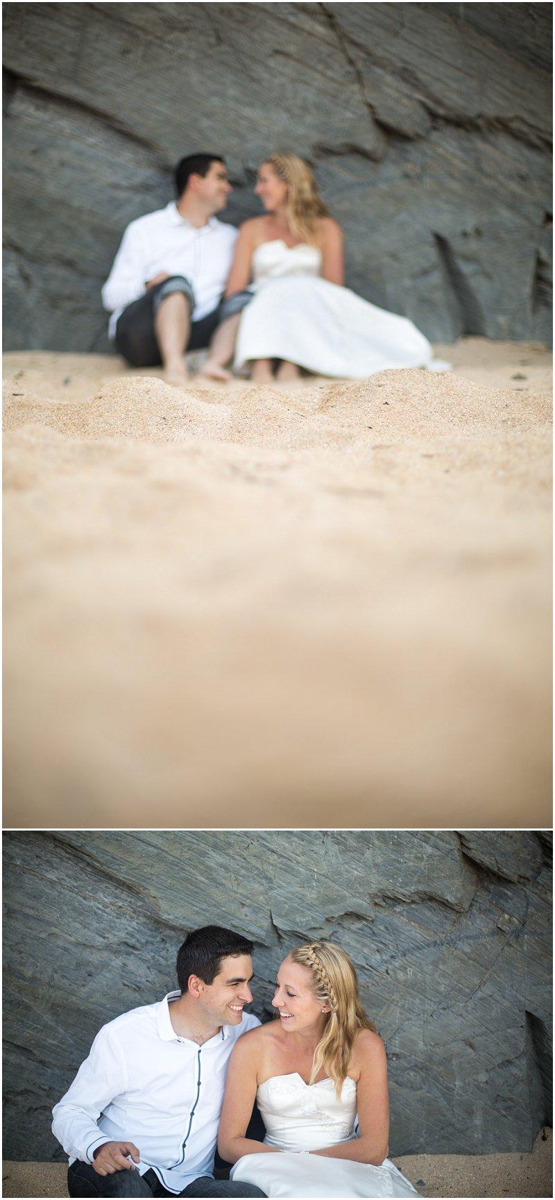 Creative wedding photography Cornwall