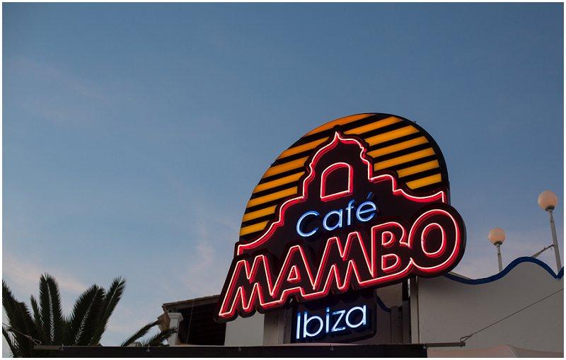 Cafe Mambo Ibiza, Spain wedding photographer