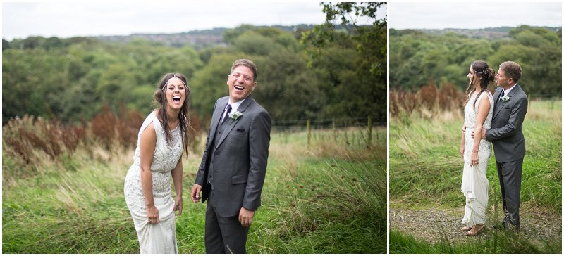 Beautiful wedding portraits at Stanley House Mellor