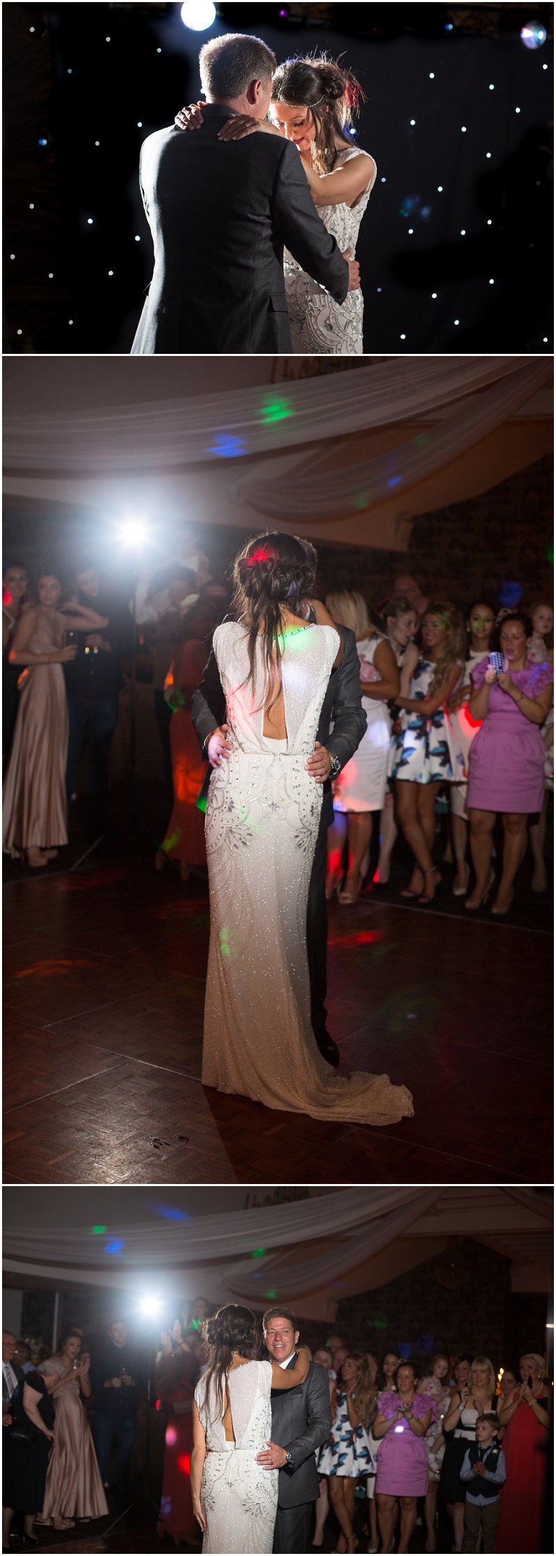 First dance at Stanley House Mellor, Lancashire