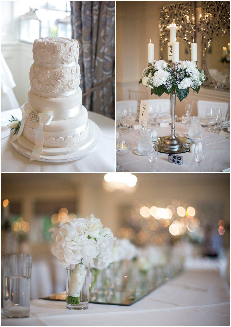 Beautiful Wedding details at Eaves Hall Lancashire