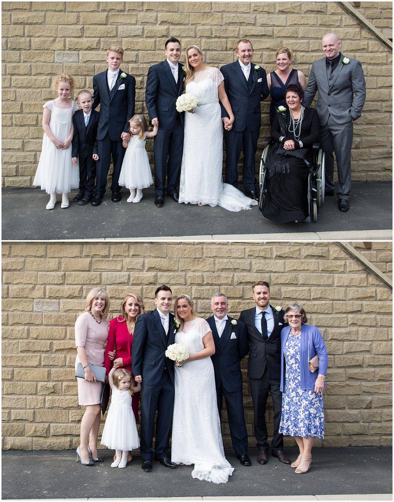 Group photos in Bury