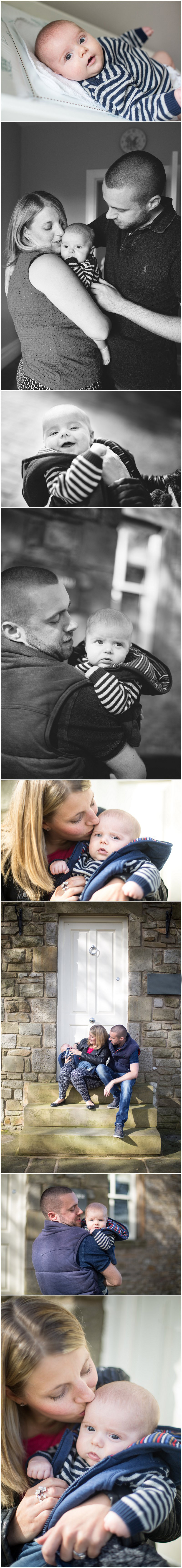 Clitheroe Family and Baby Photography shots