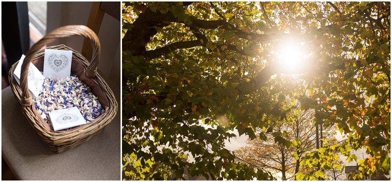 Autumn Sunshine Chester