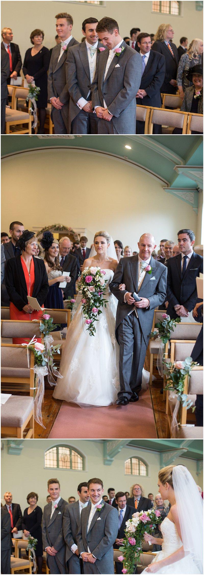 Wedding Ceremony at Chester Wedding
