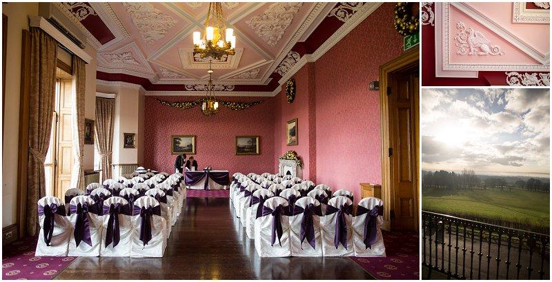 Haigh Hall Wedding Photographer
