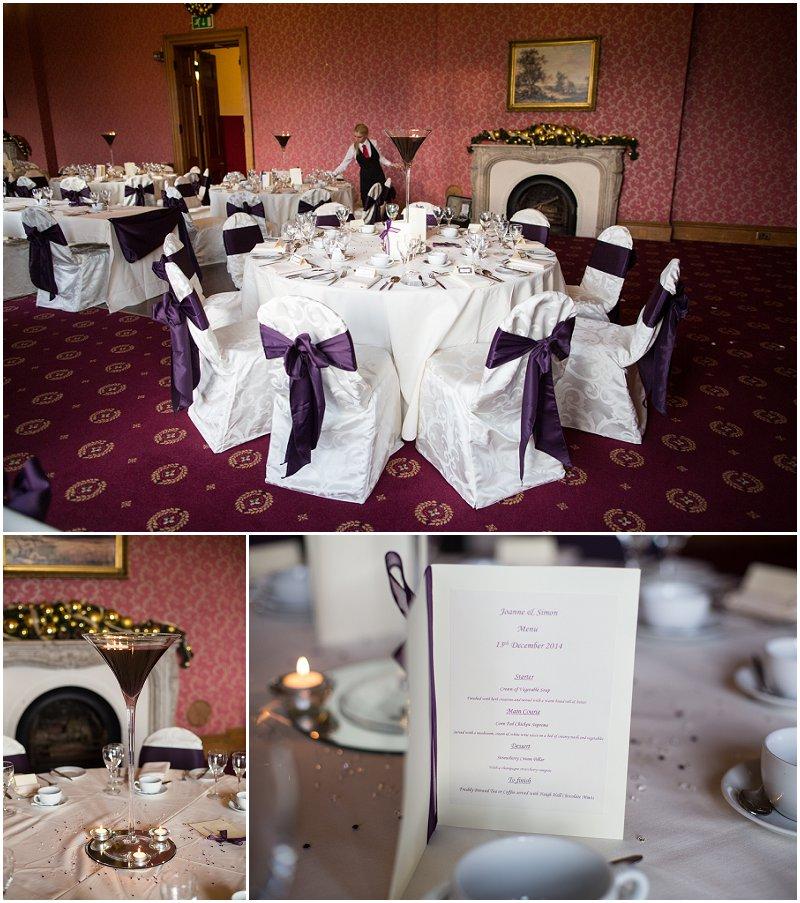Wedding Reception Haigh Hall