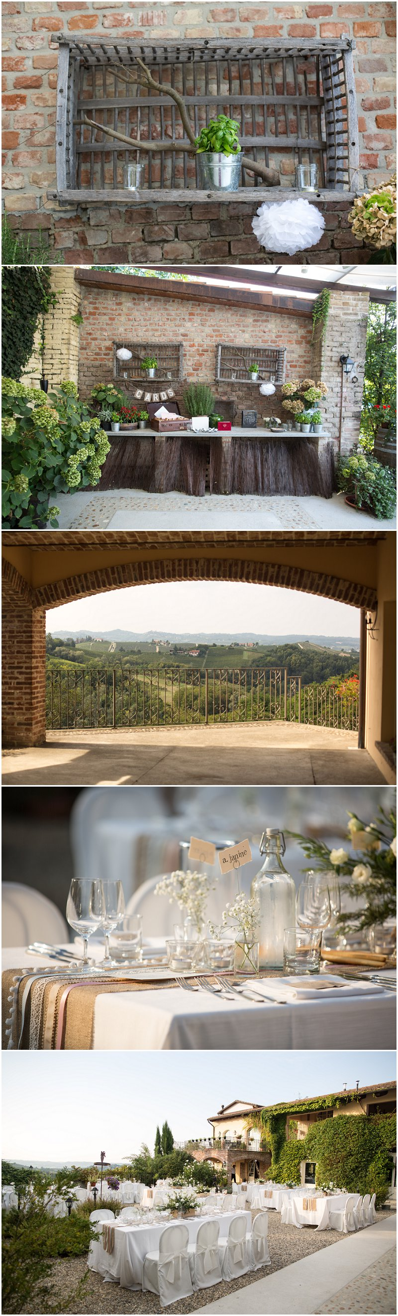 Wedding Photographer Italian Wedding La Villa