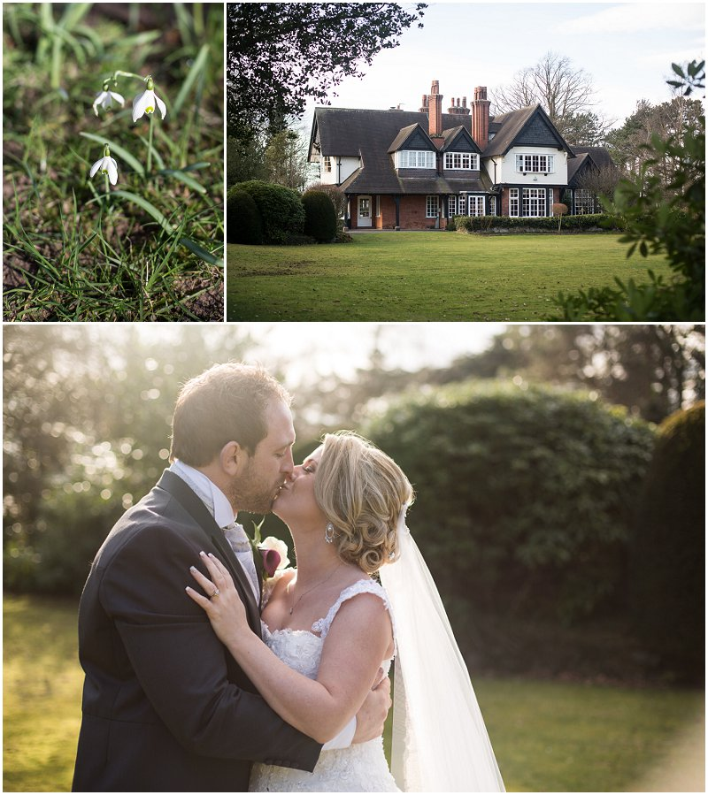 Wedding at The Mere Court Hotel, Knutsford Cheshire