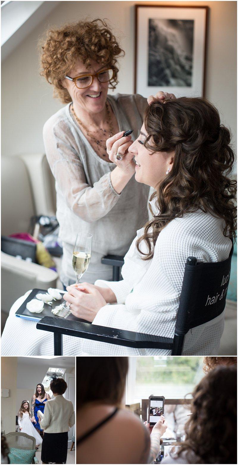 Lucinda Cumbria Makeup and Hair artist