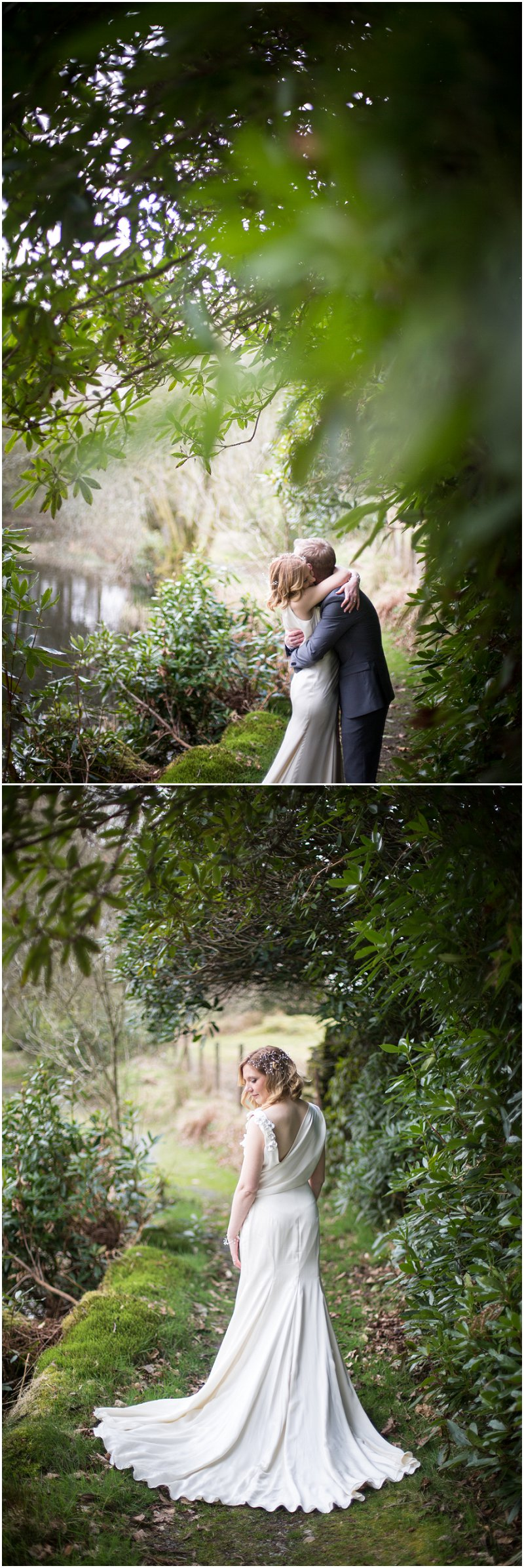 A lovely couple at Linthwaite House