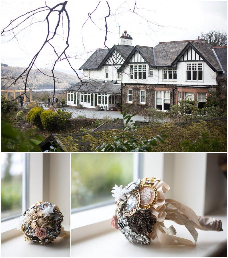 Linthwaite House Hotel Wedding Venue