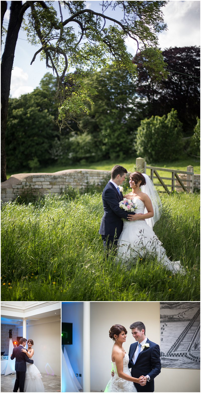 Beautiful Bride and Groom at the Talbot Hotel UK Photographer
