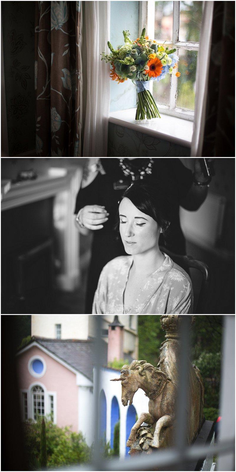 Portmeirion Wedding Photographer Wales