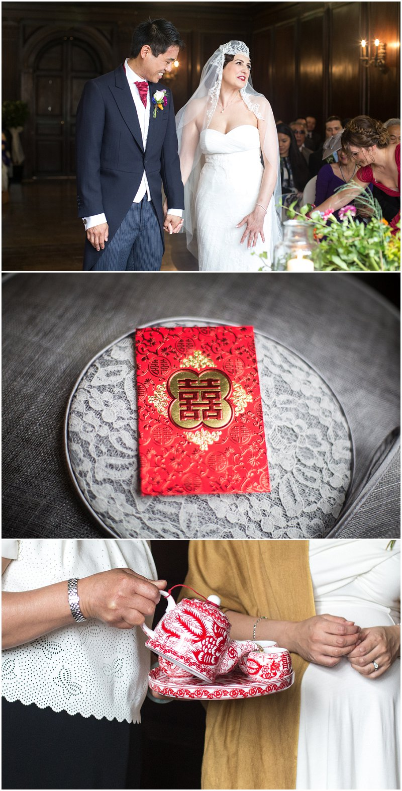 Chinese Tea Ceremony Wedding at Portmeirion Wales