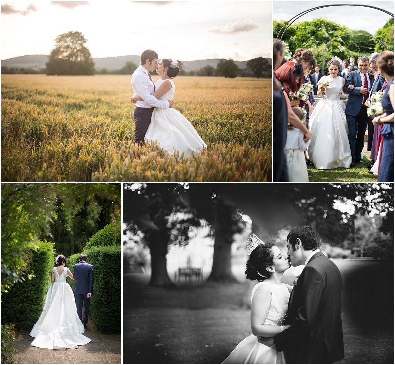Wedding Photographer Birtsmorton Court Worcestershire
