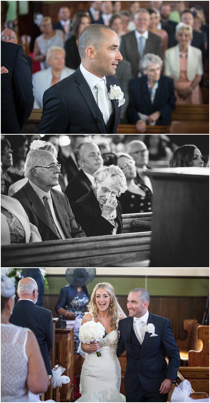Wedding Ceremony Anglesey Photographer
