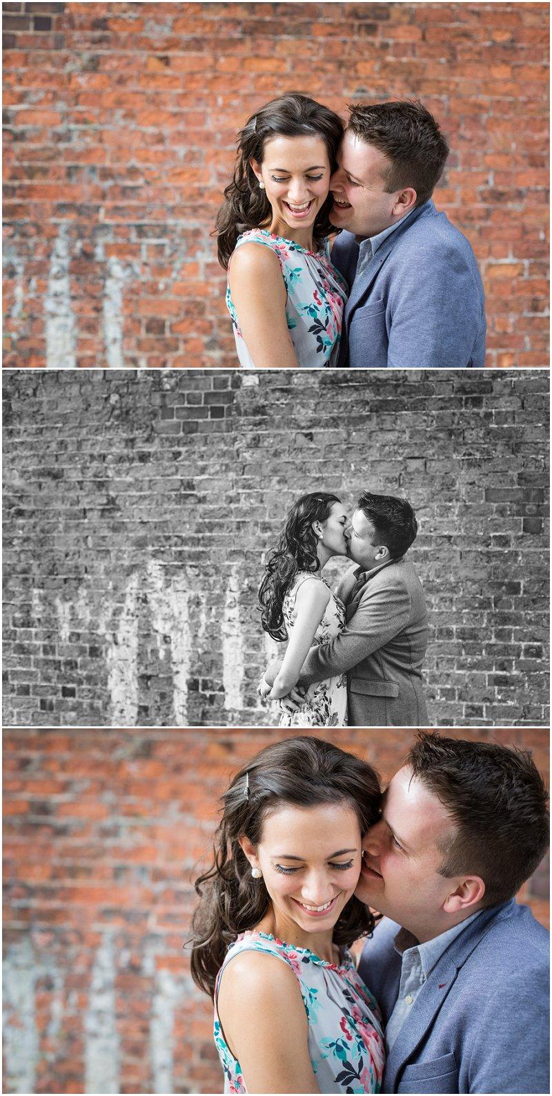 Beautiful Couple Engagement Shoot Preston