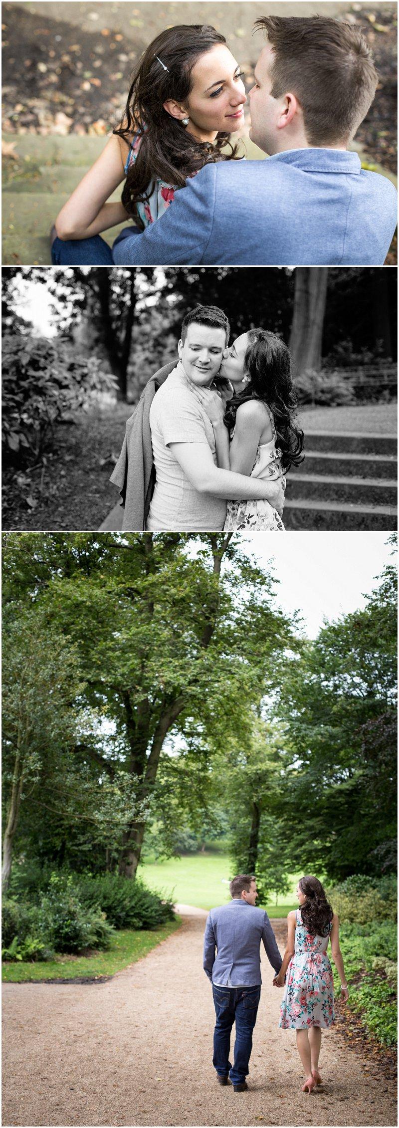 Beautiful Pre Wedding Photo Shoot Avenham Park