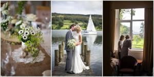 Cumbria Wedding Photographer Waterhead Hotel Coniston