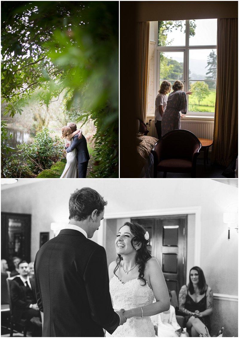 Beautiful happy brides| Wedding Photographer Cumbria
