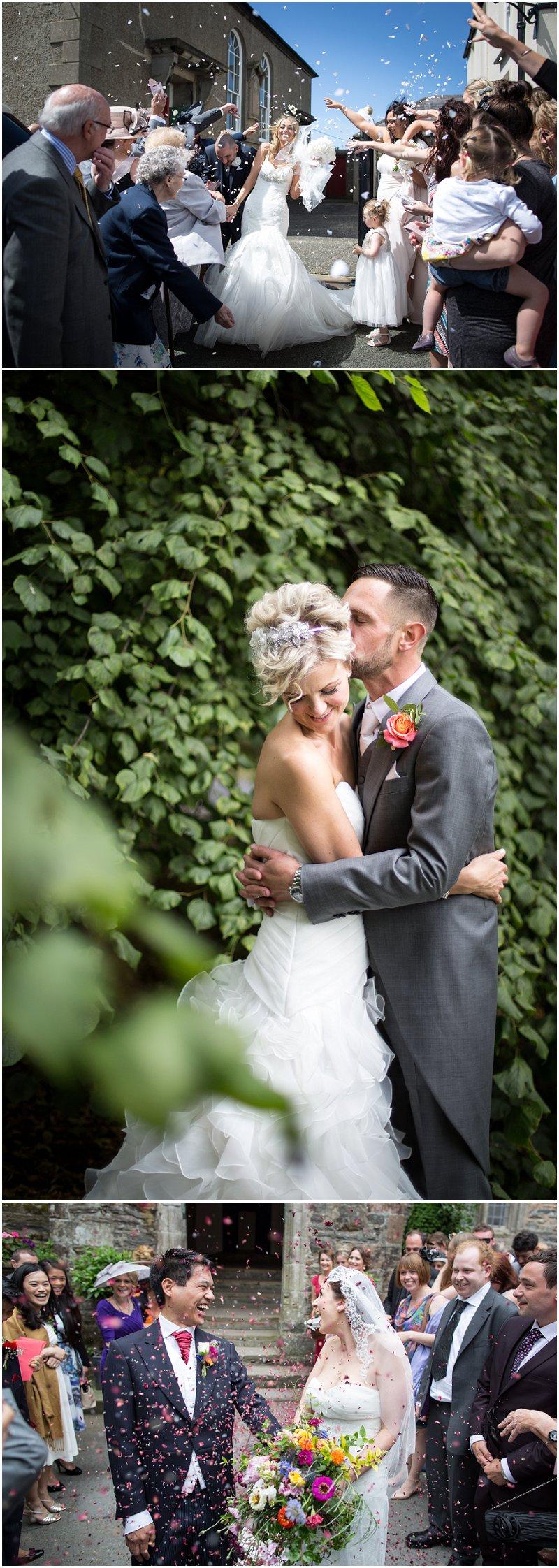 Creative Wedding Photography North Wales