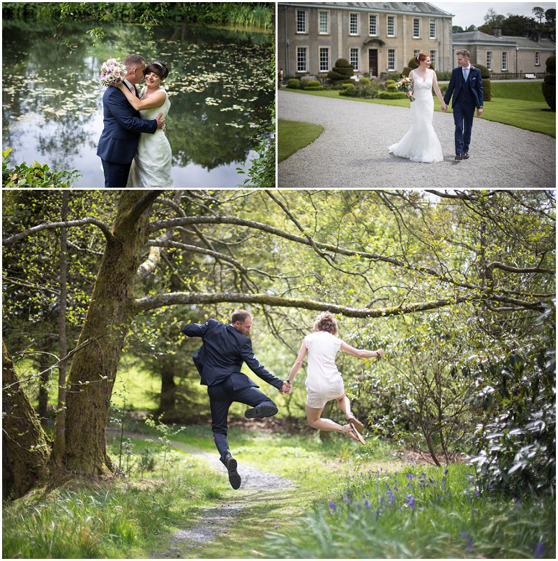 Beautiful Brides and Grooms during Weddings Cumbria