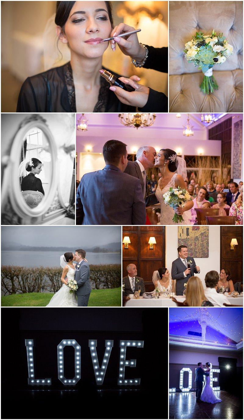 Low Wood Bay Wedding Photographer Cumbria