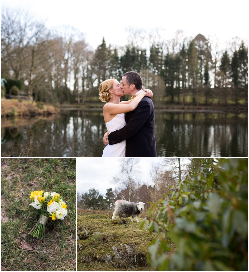 Wedding Photographer Linthwaite House Hotel | Wedding Photography Cumbria