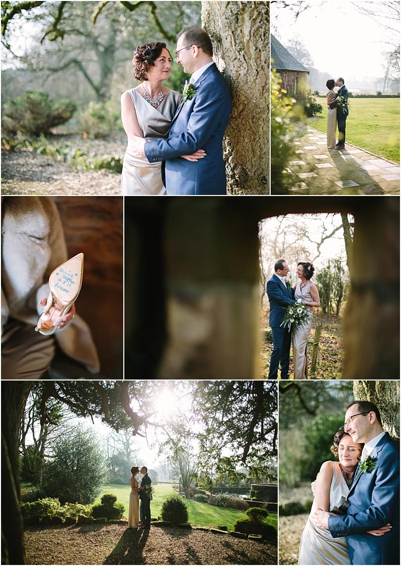 Castle photoshoot wedding scotland