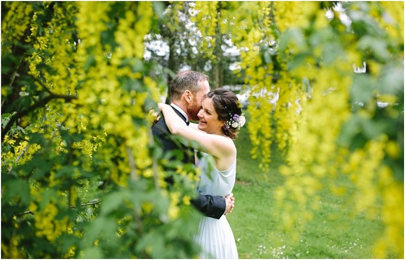 Wedding Photographer Bride and Groom Gretna Green