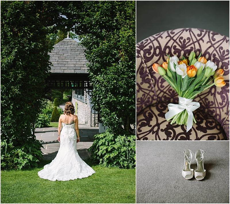 Bride Prep Wedding Photography Castle Green Hotel