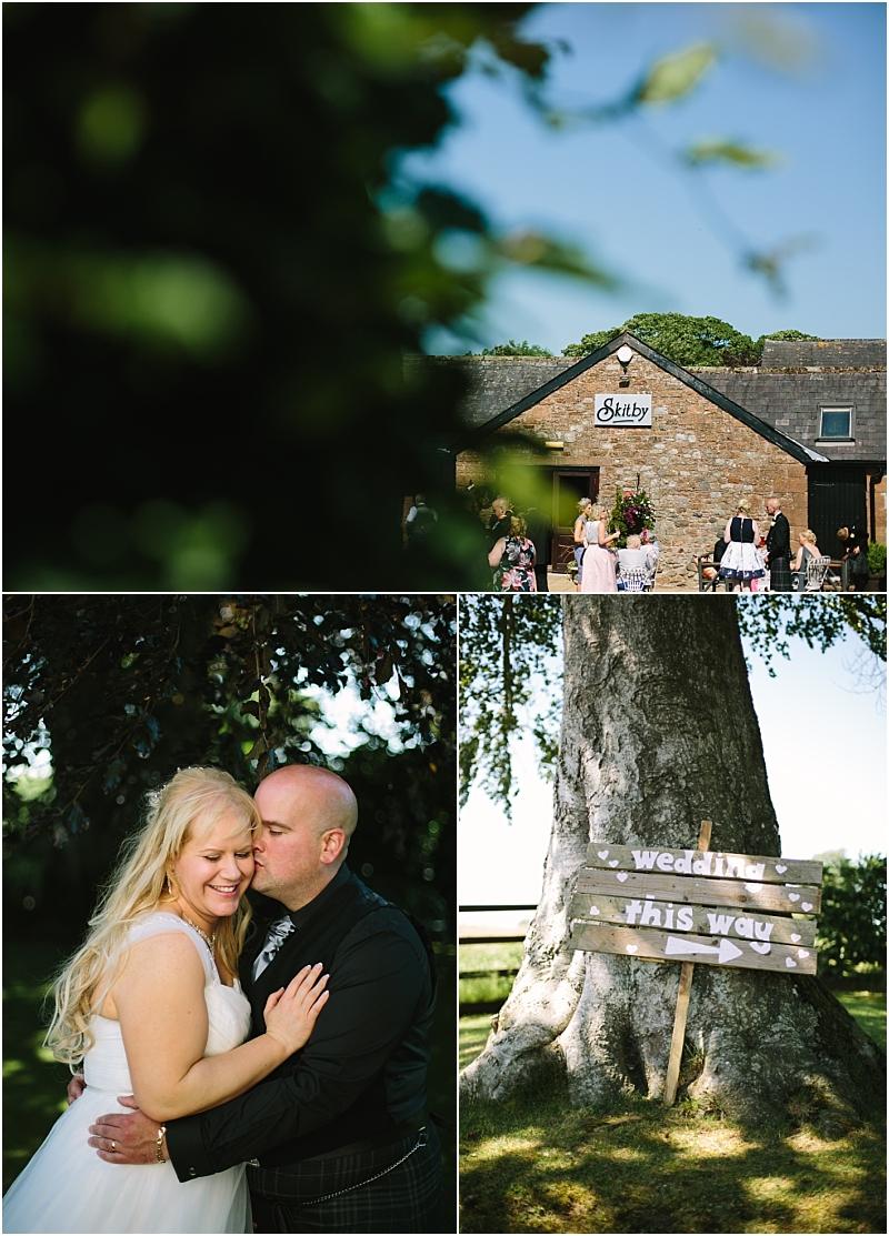 Wedding Photography Skitby Carlisle