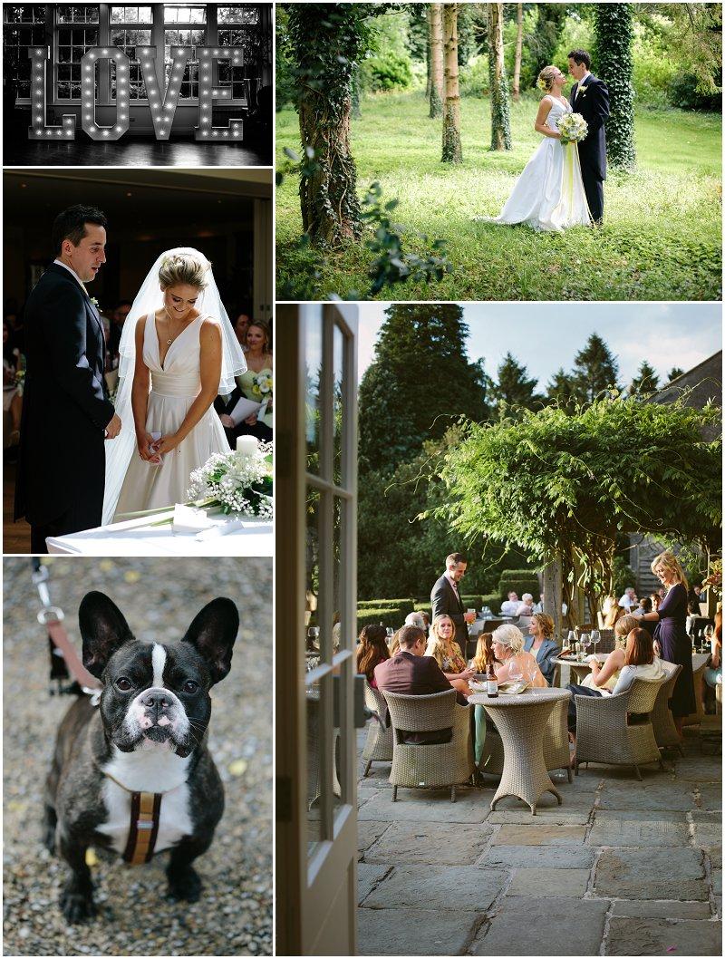Wedding at Mitton Hall Photography